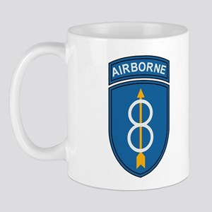 8th Infantry Division<BR> 11 Ounce Mug 2